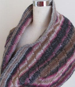 Girly Brown Cowl
